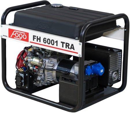 Agregat prądotwórczy FOGO FH 6001 TRA + Olej + Darmowa DOSTAWA