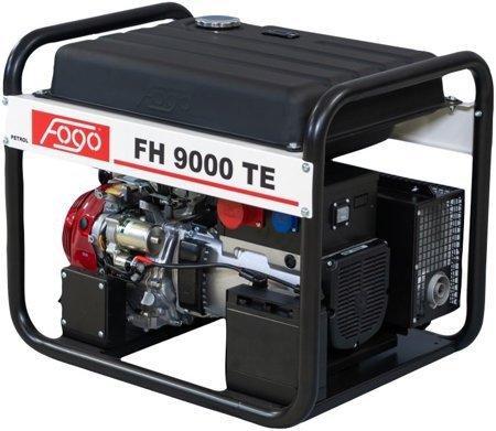 Agregat prądotwórczy FOGO FH 9000 TE + Olej + Darmowa DOSTAWA