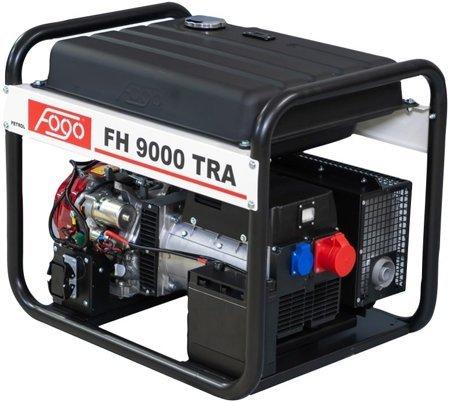 Agregat prądotwórczy FOGO FH 9000 TRA + Olej + Darmowa DOSTAWA