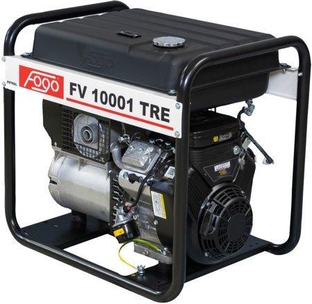 Agregat prądotwórczy FOGO FV 10001 TRE + Olej + Darmowa DOSTAWA