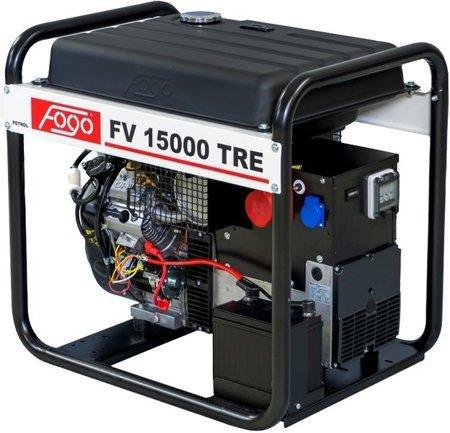 Agregat prądotwórczy FOGO FV 15000 TRE + Olej + Darmowa DOSTAWA
