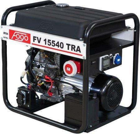 Agregat prądotwórczy FOGO FV 15540 TRA + Olej + Darmowa DOSTAWA
