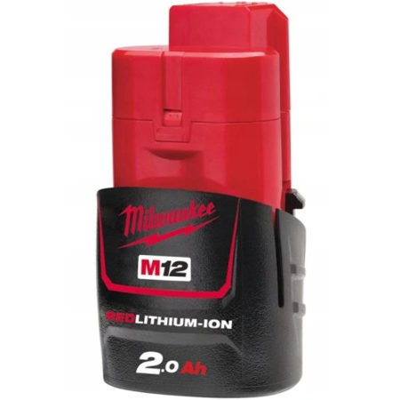 Akumulator MILWAUKEE M12 B2 2.0Ah 12V