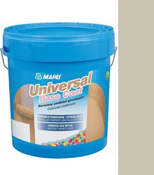 GRUNT ELEWACYJNY MAPEI UNIVERSAL BASE COAT 1051 20KG GRUPA-A
