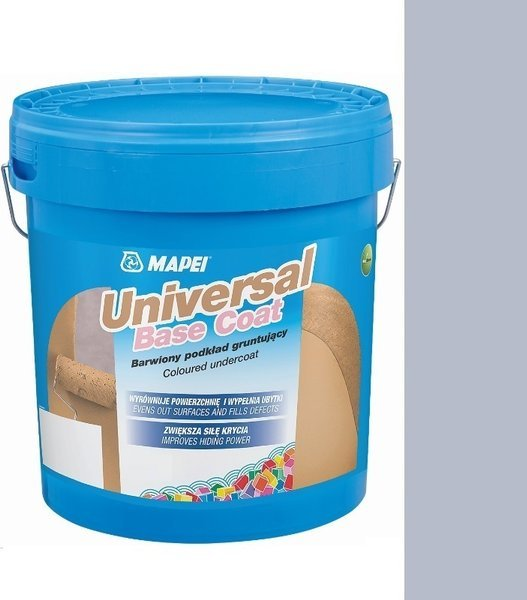 GRUNT ELEWACYJNY MAPEI UNIVERSAL BASE COAT 1245 20KG GRUPA-A