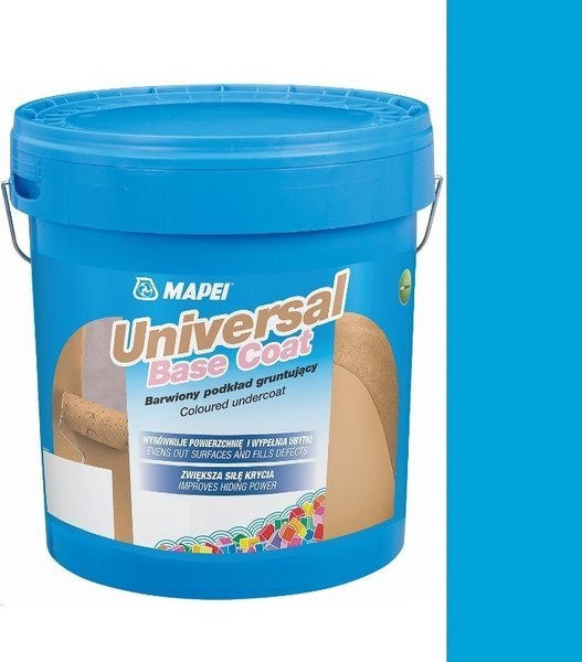 GRUNT ELEWACYJNY MAPEI UNIVERSAL BASE COAT 1264 20KG GRUPA-C